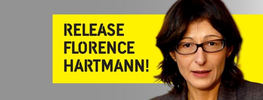 Release Florence Hartmann
